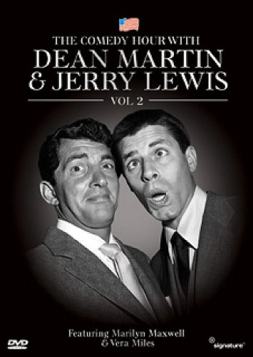 The Comedy Hour With Dean Martin And Jerry Lewis Vol. 2