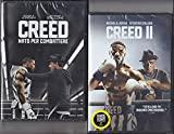 CREED 1 NATO PER COMBATTERE + CREED II 2 Rocky Balboa 2 Dvd