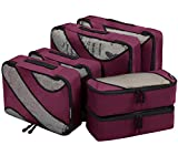 Bagail Packing Cubes Set of 6