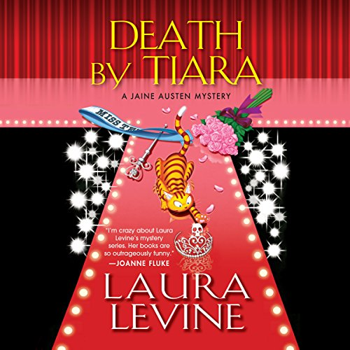 Death by Tiara audiobook cover art