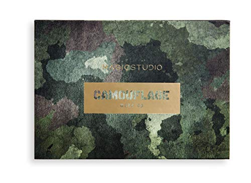 IDC Color Magic Studio Face Book Camouflage 36 colours for full face application