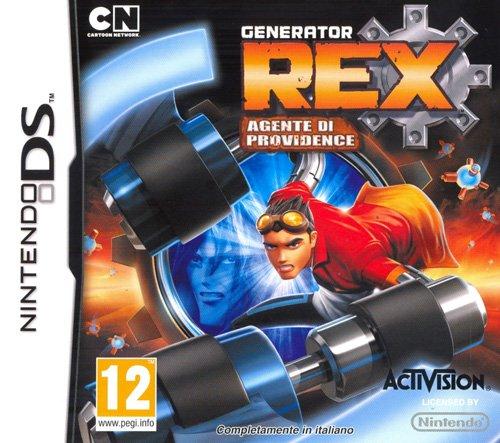 Generator Rex Agente di Providence [Importación italiana]