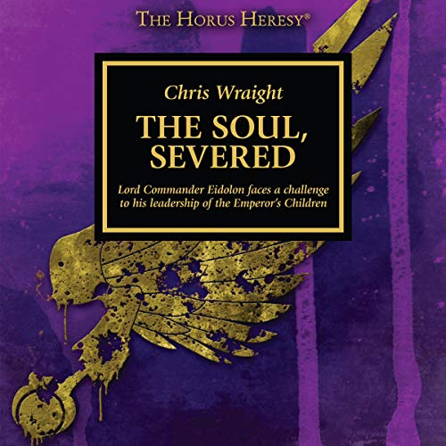 The Soul, Severed cover art