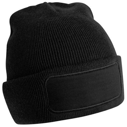 Beechfield Beanie Hat - Black