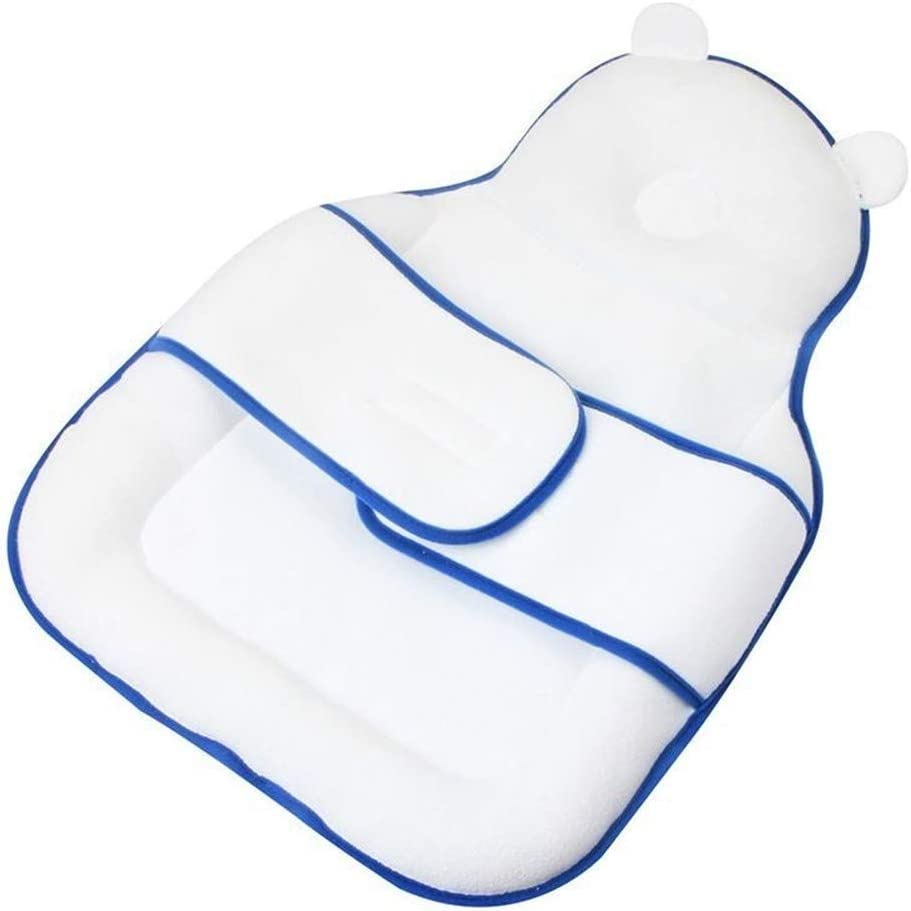 ASDFGH Baby Weekly update Bassinet Mattress Portable Miami Mall Lounger for Bed