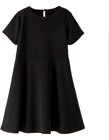 c116ddab2ace3 Catherine Cottage法事 冠婚葬祭 ブラックワンピース フォーマル 子供服 CC0713