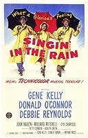 Pop Culture Graphics Singin' in The Rain (1952) - 11 x 17 - スタイルD