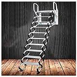 Steel Loft Ladder Stairs