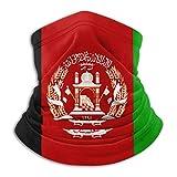 Ameok-Design - Pasamontañas unisex con diseño de la bandera afgana, resistente...