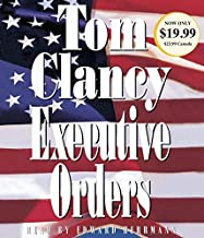 By Tom Clancy Executive Orders [Audio CD]