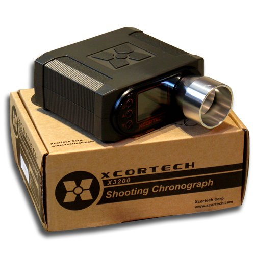 Xcortech x3200 Airsoft BB Shooting Chronograph
