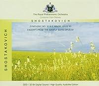 Shostakovich: Symphony No. 10 [Germany] by Shipway