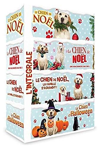 Le Chien de Noël + Le Chien de Noël 2 + Le Chien de Noël, la famille s'agrandit + Le Chien d'Halloween [DVD]