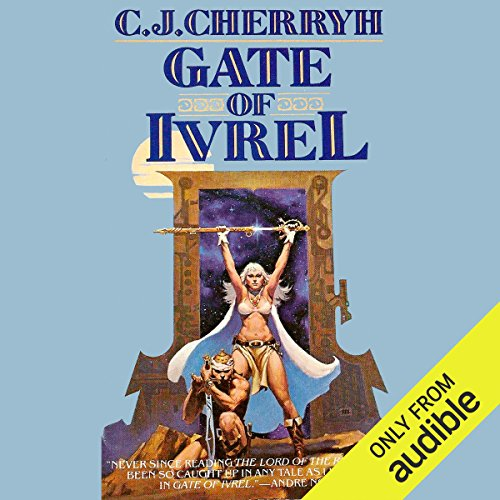 Gate of Ivrel audiobook cover art