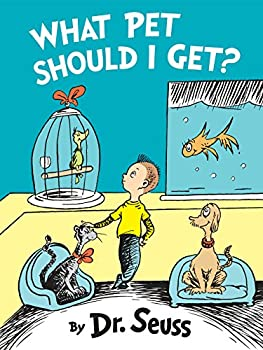 Hardcover What Pet Should I Get? Book