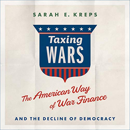Taxing Wars  By  cover art