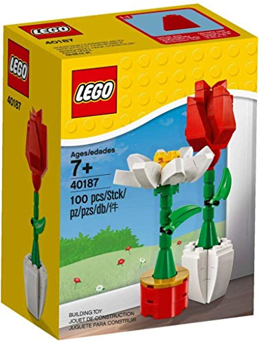 LEGO- Fiori, 40187