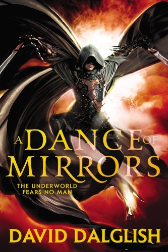 A Dance of Mirrors (Shadowdance 3)