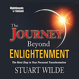 The Journey Beyond Enlightenment audiobook cover art