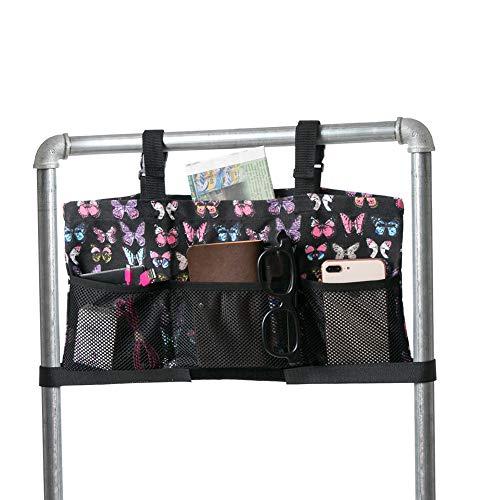 Funda universal para montura de paseo, bolsa para silla de ruedas, bolsa de viaje para personas mayores, personas con discapacidad, bolsa de manos libres para silla de ruedas HZC139-D