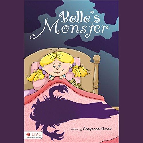 Belle's Monster audiobook cover art