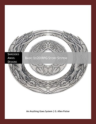 Basic 1d20 RPG Story System: An Anything Goes System (English Edition)