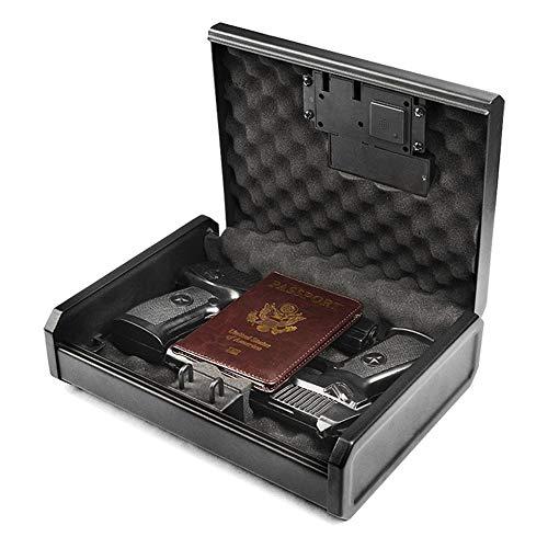 AEGIS Gun Safe for Pistols,Biometric and Fingerprint Pistol...