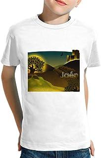 Camiseta Jaen Peque para Nino y Nina