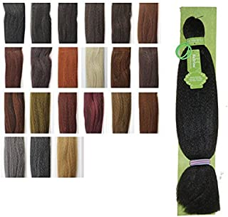 Bellrino Super Jumbo Silky Soft Yaki Braid Synthetic Braiding Hair ,Many Color (1)