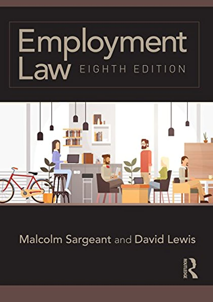 分注する出くわす優先権Employment Law: Eighth edition (English Edition)