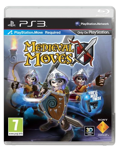 Medieval Moves (PS3) [Importac...