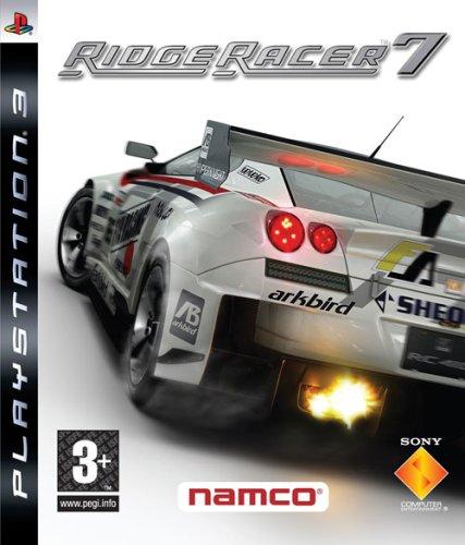 [Import Anglais]Ridge Racer 7 Game (Platinum) PS3