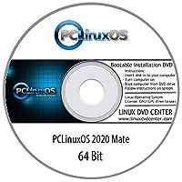 PCLinuxOS 2020 Live (64Bit) - Bootable Linux Installation DVD