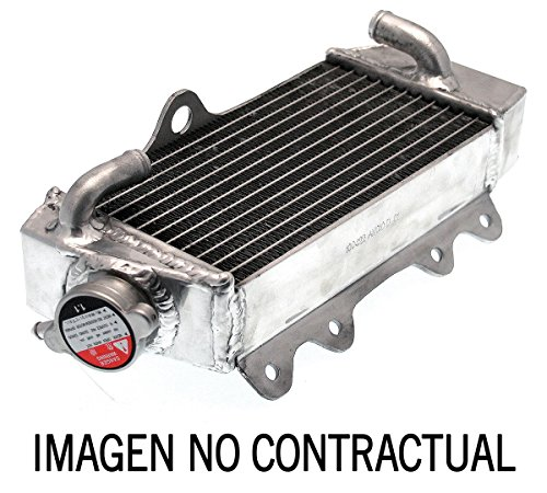 TECNIUM - Radiateur en Aluminium - Côté Gauche Standard
