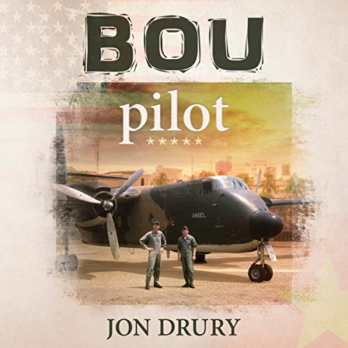 Bou Pilot audiobook cover art