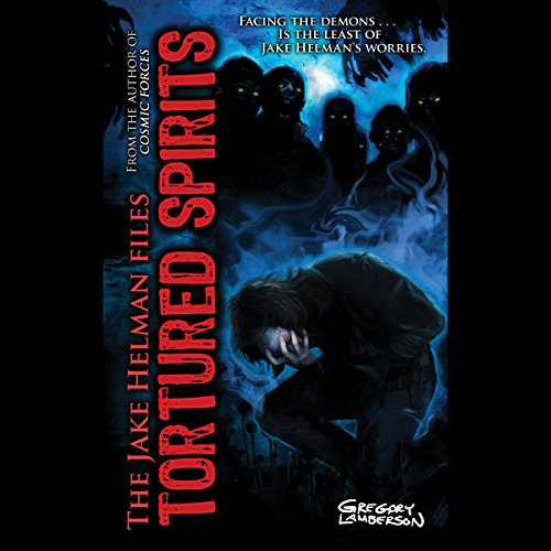 Tortured Spirits audiobook cover art