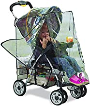 Sponsored Ad - Graco Deluxe Stroller Weather Shield, Baby Rain Cover, Universal Size, Waterproof, Water Resistant, Windpro...
