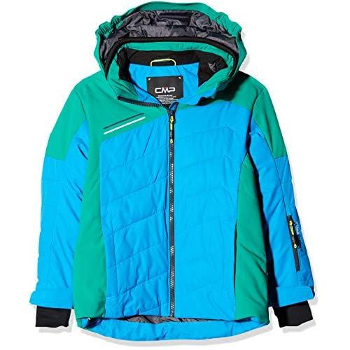 CMP Ski, Giacca Ragazzo, Cyano, 140
