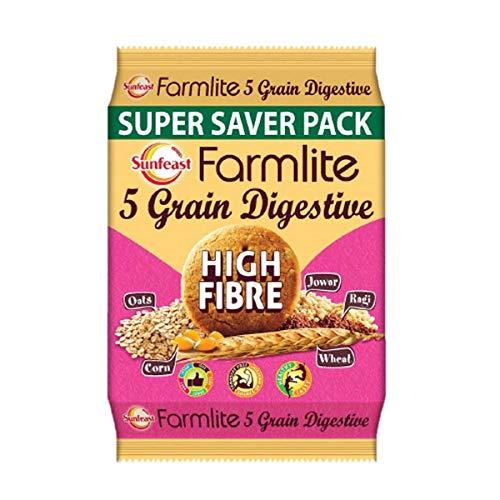 Sunfeast Farmlite Digestive High Fibre Biscuits, 1kg