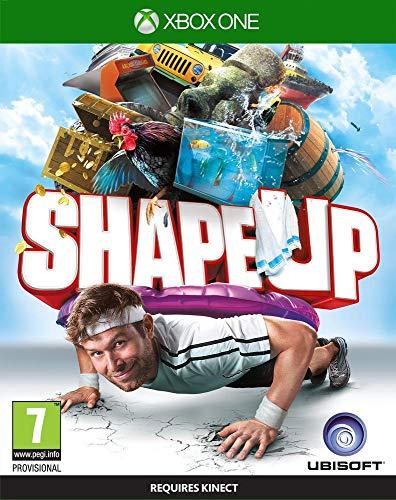 Ubisoft Shape Up, Xbox One Básico Xbox One Inglés vídeo - Juego (Xbox One, Xbox One, Fitness, Modo multijugador, RP (Clasificación pendiente))