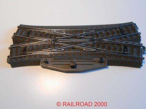 Märklin 24620 C-Gleis Doppelkreuzungsweiche (ohne Antrieb, wie 24624)