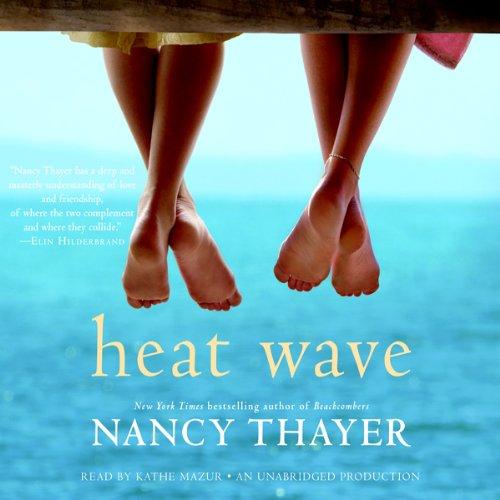 Heat Wave audiobook cover art