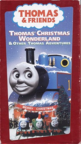 Thomas' Christmas Wonderland: & Other Thomas Adventures [VHS]