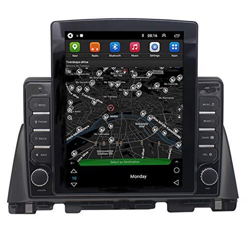 Navi GPS Navigationssystem, Live Traffic und Speedcamera mit Freisprecheinrichtung, passend für Kia K5