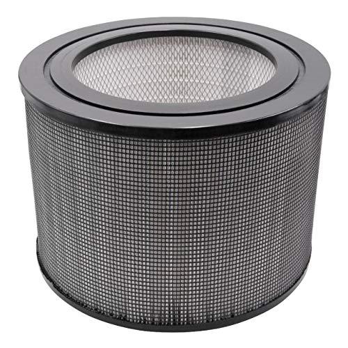 vhbw Ersatzfilter Luftfilter HEPA Filter passend für Honeywell Enviracaire 13350, 13500, 13503, 13520, 13526, 13528 Luftbefeuchter, Luftreiniger