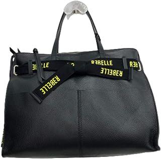 REBELLE Borsa Made in Italy dafhne Handbag in Pelle.