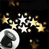 Projecteur d'étoile imperméable Blanc et Doux pour la décoration de fête de...