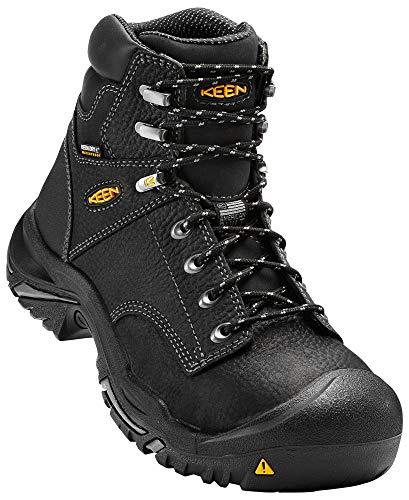 KEEN Utility Men's Mt. Vernon 6″ Steel Toe Waterproof Work Boot