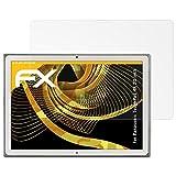 atFolix Panzerfolie kompatibel mit Panasonic ToughPad 4K 20 inch Schutzfolie, entspiegelnde & stoßdämpfende FX Folie (2X)