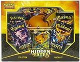 Pokemon Hidden Fates GX Collection Box Bundle | Raichu